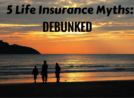 Myths About Life Insurance