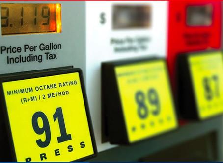 What Different Gasoline Grades Mean