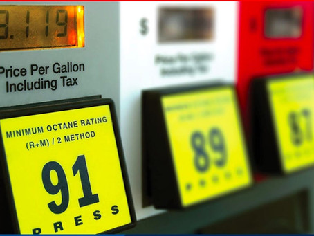 What Different Gasoline Grades Mean