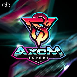 7s Axom E-sport logo