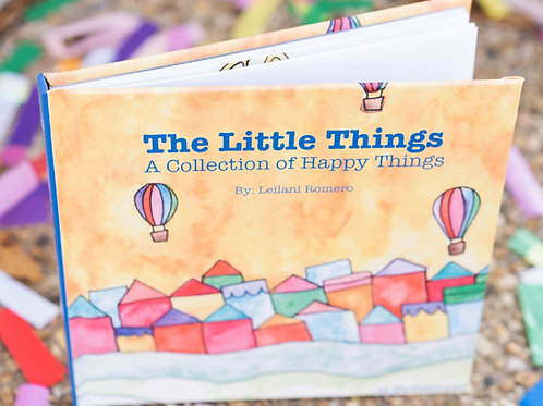 The Little Things: A Collection of Happy Things | Hardcover Book