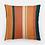 Thumbnail: Retro Oranges | Artisan Throw Pillowcase