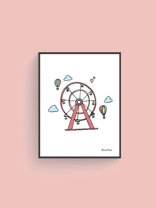 Ferris Wheel True Love