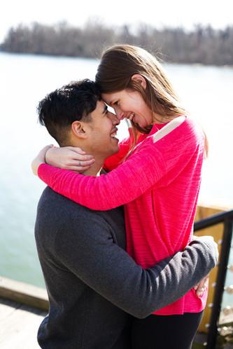 Christina and Francisco Sweetheart Sessi