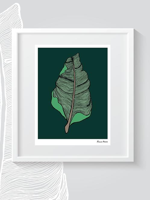 Banana Leaf | Print