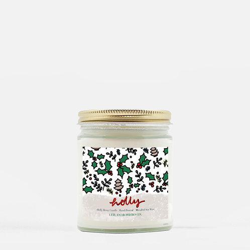 Holly | Holiday Berry Candle