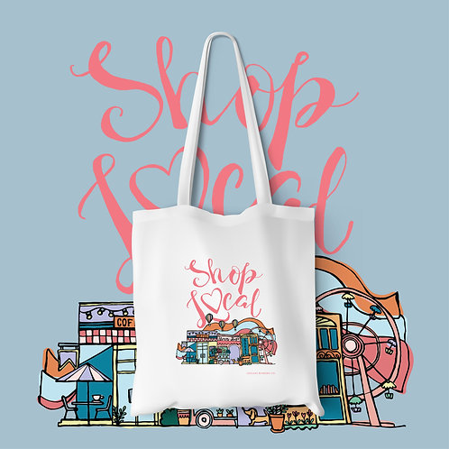 Eco-friendly Shop Local | Tote