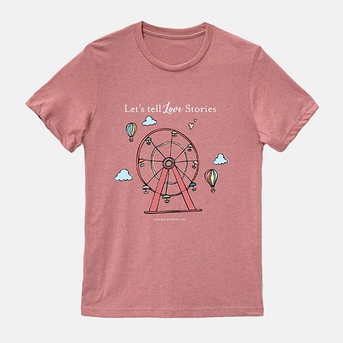 Love Stories Ferris Wheel | Tee