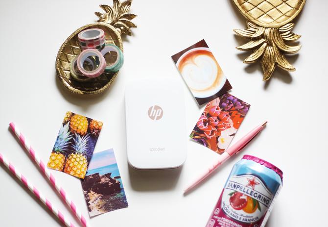 HP Sprocket Photo Printer Review