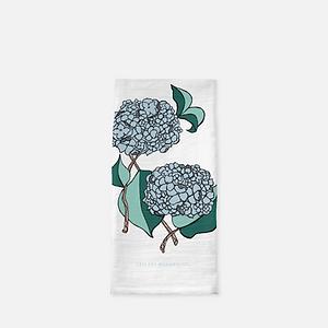 hydrangea tea towel folded.png