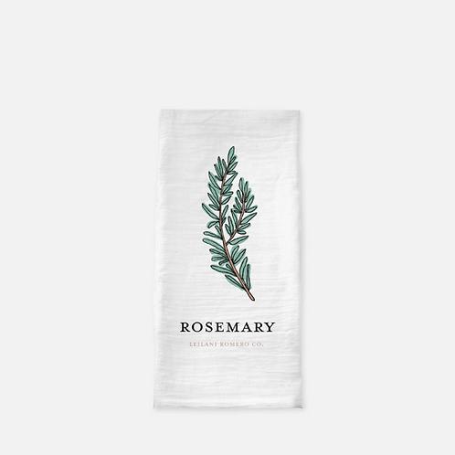 Rosemary   Tea Towel