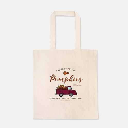 Pumpkin Patch | Tote
