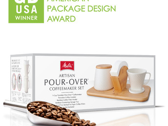 Hughes Wins 3 American Package Design Awards