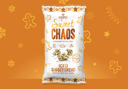Sweet Chaos Seasonal Popcorn
