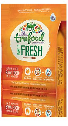 Trufood Chicken Package Design Hughes BrandMix