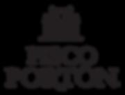 Pisco Porton Brand Logo Design by Hughes BrandMix