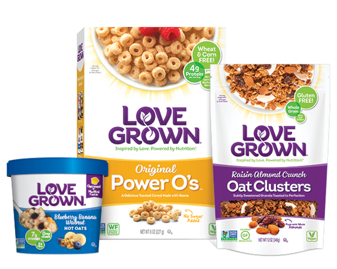 LoveGrown Package Design Hughes BrandMix