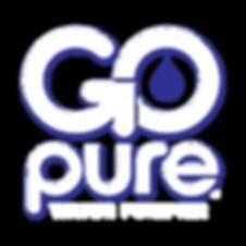 GoPure Water Purifier Logo Design Hughes BrandMix