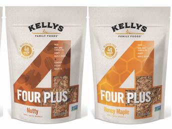 Kellys Four Plus Granola Charts a Fast Trajectory