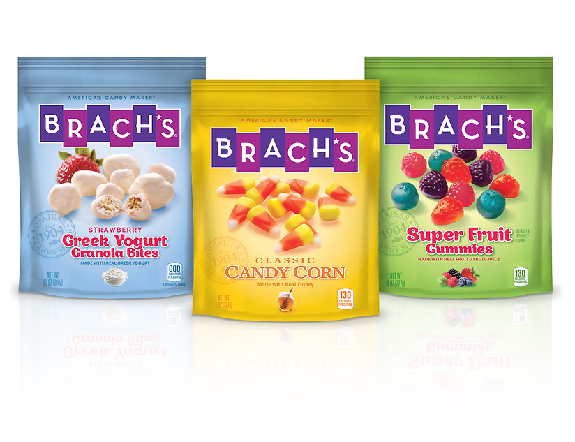 Brachs Candy Package Design Hughes BrandMix