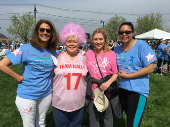 Hughes Cares: Walking for a Cancer Free Future