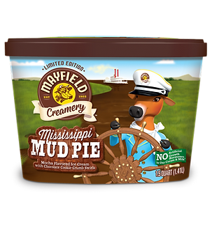 Mayfield Creamery Novelty Mississippi Mud Pie
