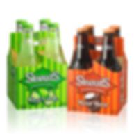 Stewart's Soda 4 Pack Design Hughes BrandMix
