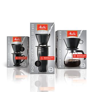 Melitta Pourover Packaging
