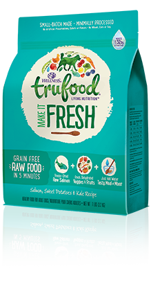 Trufood Salmon Package Design Hughes BrandMix