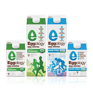 Eggology Liquid Egg Packaging
