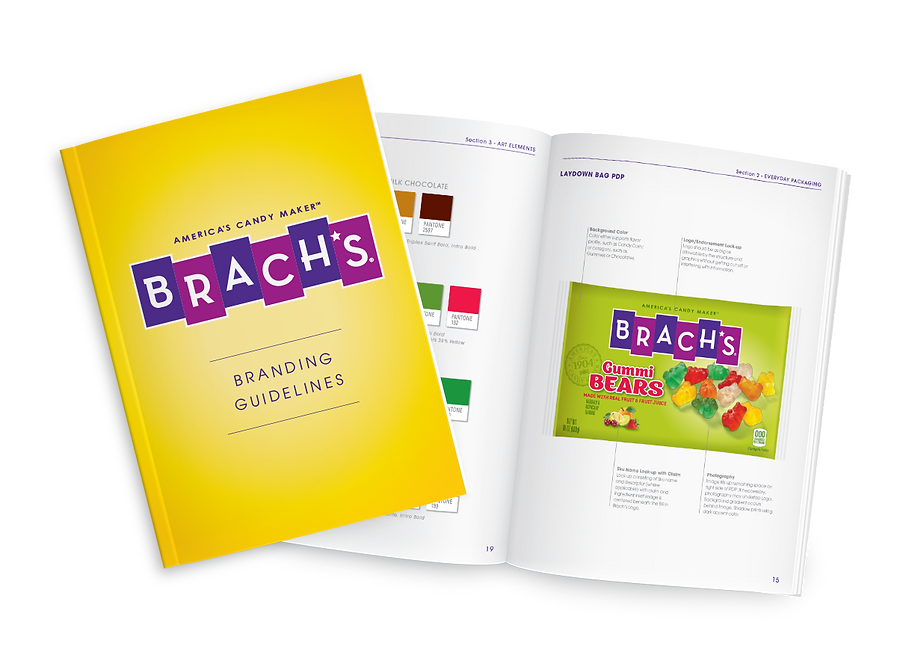 Brach's Brand Style Guide