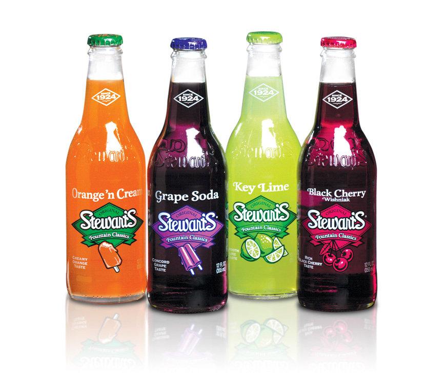 Stewart's Bottles