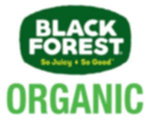 Black Forest Organic Logo Lockup