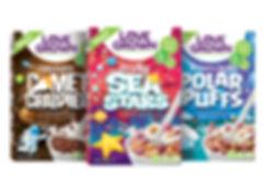 LoveGrown Foods Package Design Hughes BrandMix