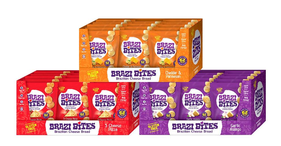 Brazi Bites Costco Display Design Hughes BrandMix