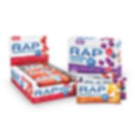 RAP Protein Gummies Package Design Hughes BrandMix