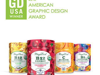 Hughes Wins 2 American Graphic Design Awards