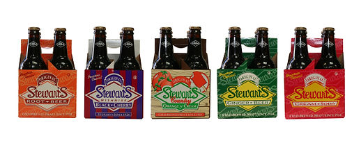 Stewart's Brand Before Redesign