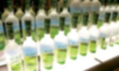 Fuzzy's Ultra Premium Vodka Behind the Bar