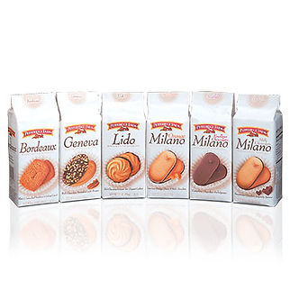 Pepperidge Farm Cookies Package Design Hughes BrandMix