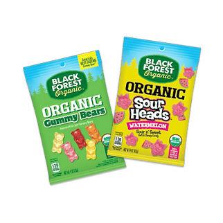Black Forest Organic Package Design Hughes BrandMix