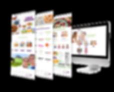 LoveGrown Web Design Hughes BrandMix