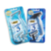 Bic Comfort 3 Razor Blade Package Design Hughes BrandMix