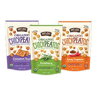 Chickpeatos Package Design Hughes BrandMix