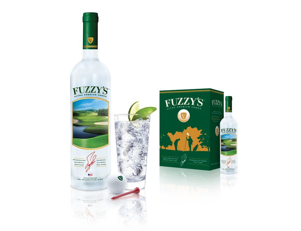 Fuzzy's Premium Vodka