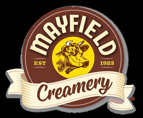 Mayfield Creamey Logo Design
