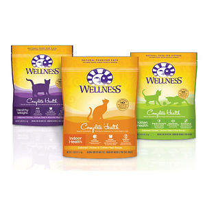 Wellness Complete Health Treat Packaging