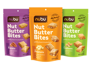 A Bold and Nutty Relaunch