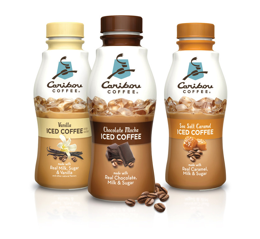 Caribou Iced Coffee Line by Hughes BrandMix