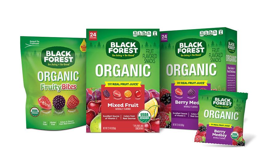 Black Forest Organic Family Hughes BrandMix